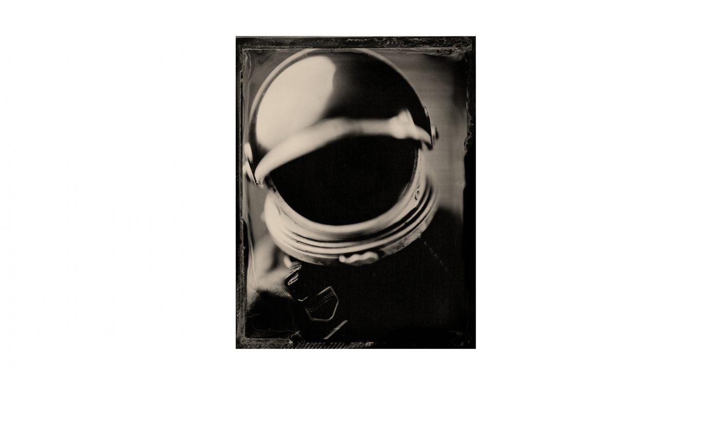 Portrait of Dead Cosmonaut